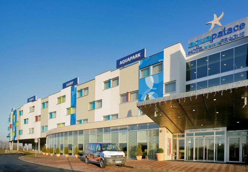 Hotelu Aquapalace Praha 3