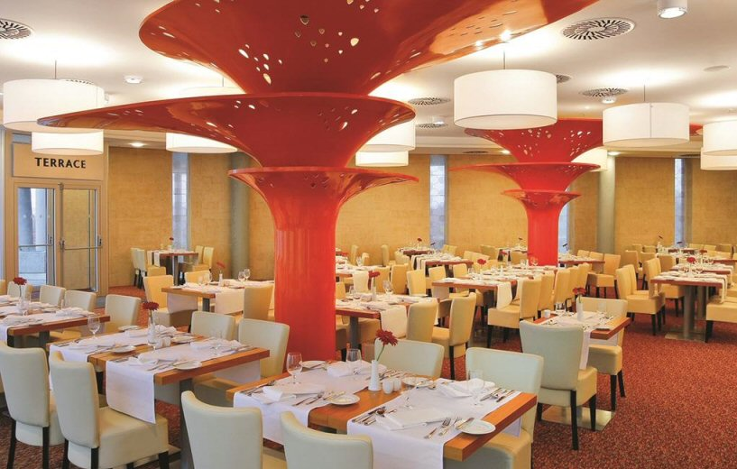 Hotelu Aquapalace Praha 8