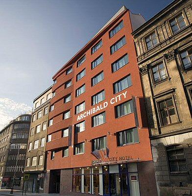 Hotelu Archibald City Praha 3
