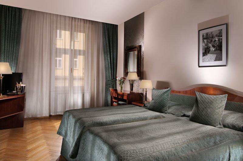 Hotelu Ariston Praha 1