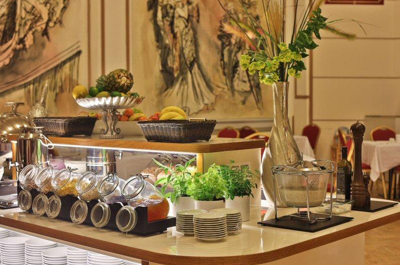 Hotelu Ariston Praha 10