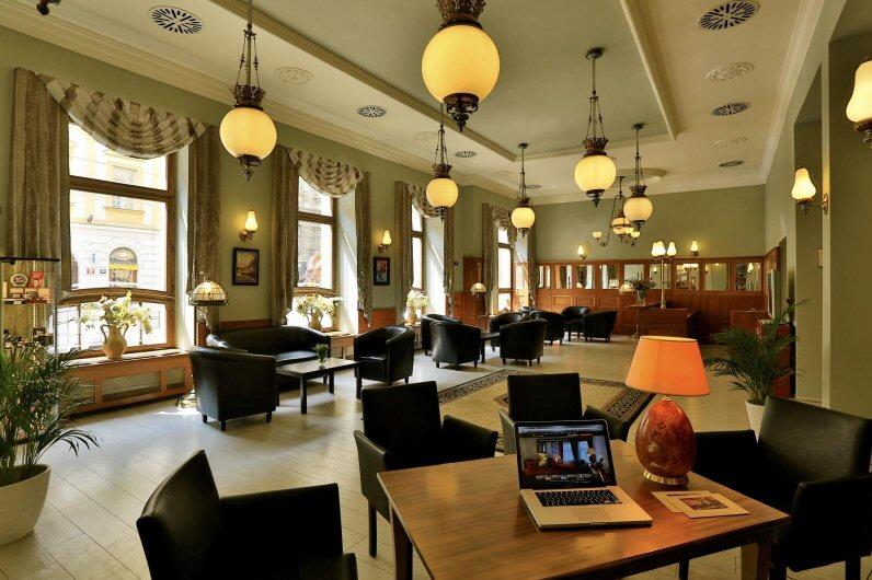 Hotelu Ariston Praha 12