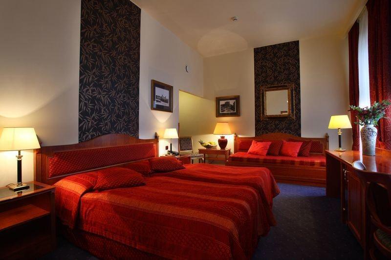 Hotelu Ariston Praha 2