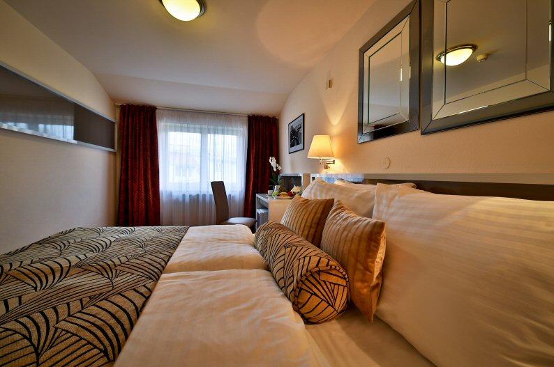 Hotelu Ariston Praha 3