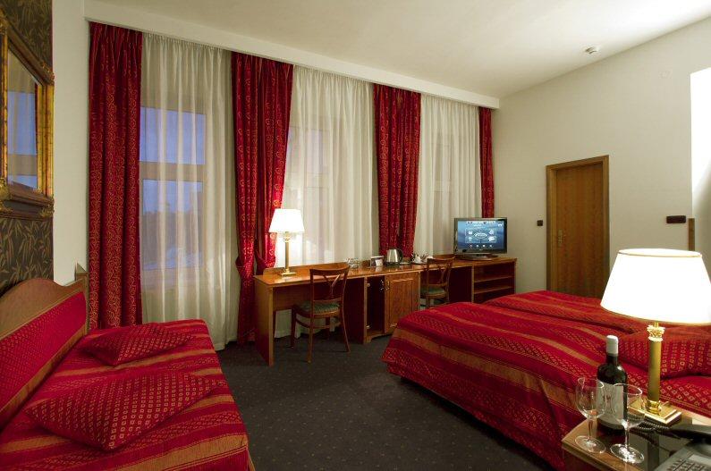 Hotelu Ariston Praha 4