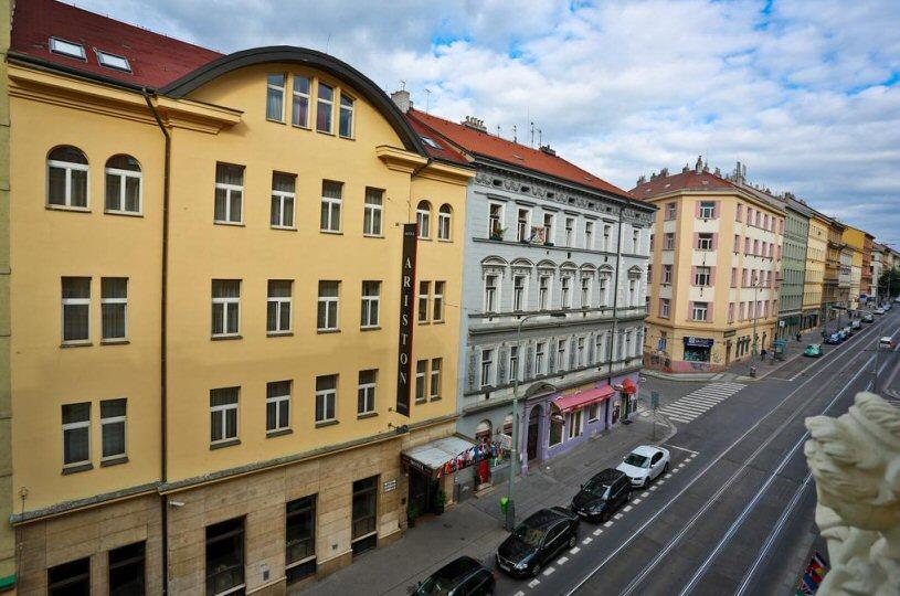 Hotelu Ariston Praha 6