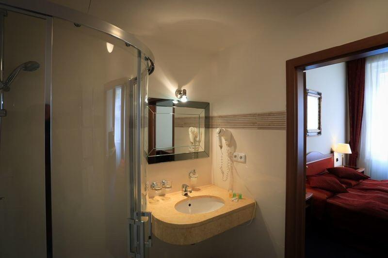 Hotelu Ariston Praha 7