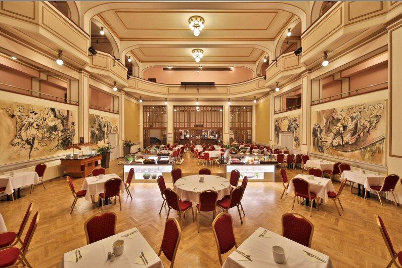 Hotelu Ariston Praha 9