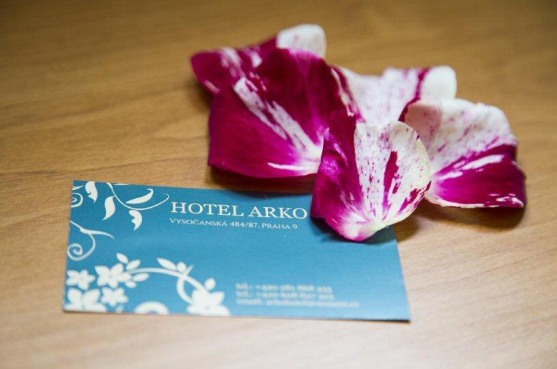 Hotelu Arko Praha 10