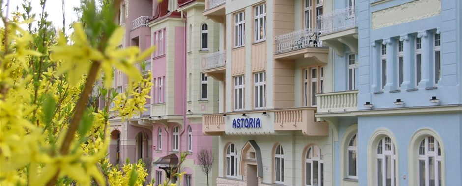 Hotelu Astoria Jáchymov 1