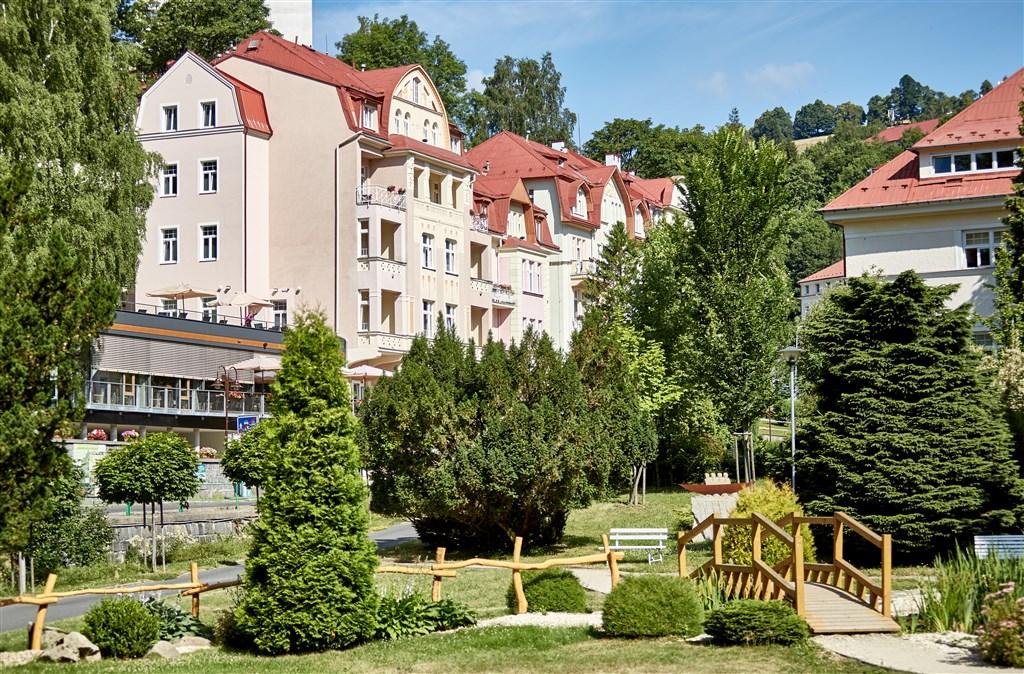 Hotelu Astoria Jáchymov 12
