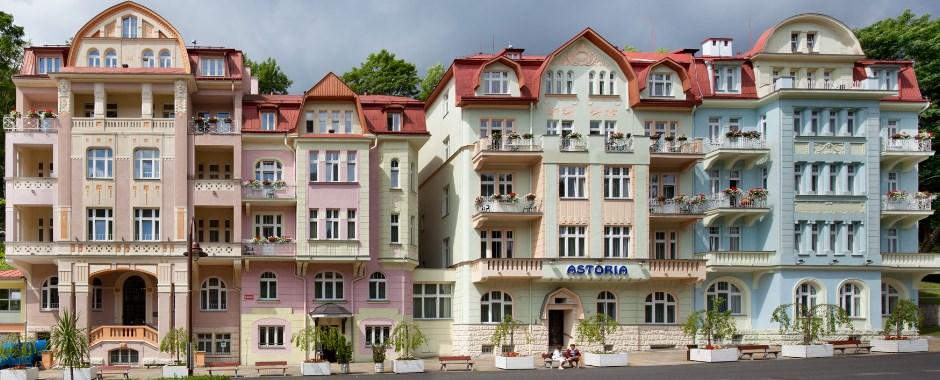 Hotelu Astoria Jáchymov 2