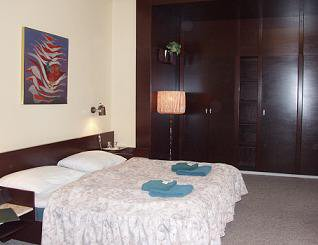 Hotelu Atlantic Praha 3