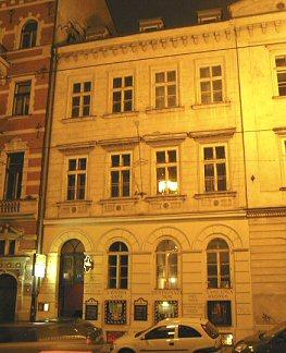 Pensionu Attractive Praha 3