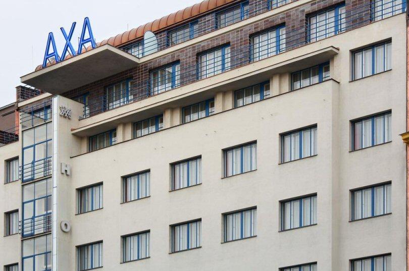 Hotelu Axa Praha 10
