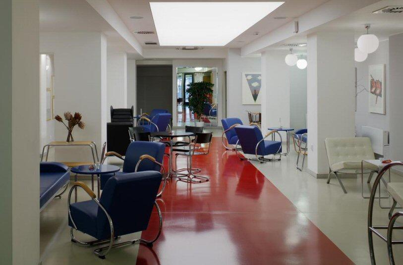 Hotelu Axa Praha 12