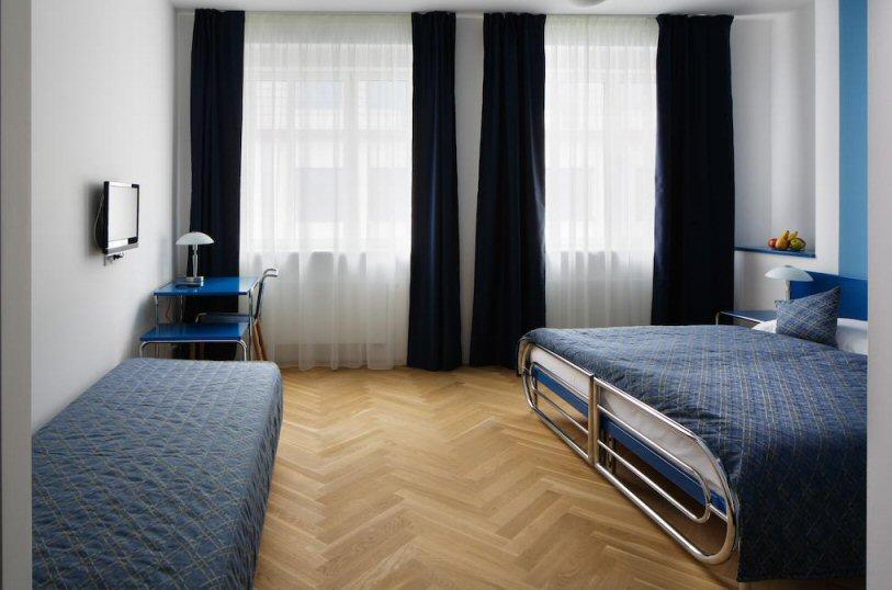 Hotelu Axa Praha 4