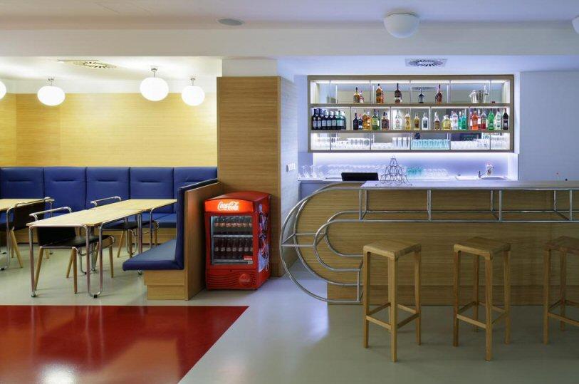 Hotelu Axa Praha 7