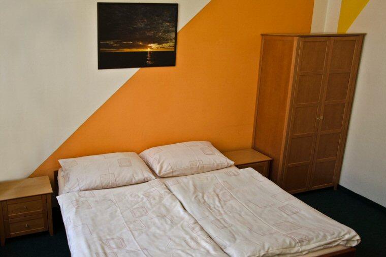 Hostelu AZ Praha 2