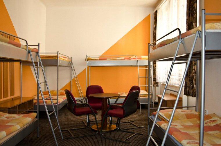 Hostelu AZ Praha 5