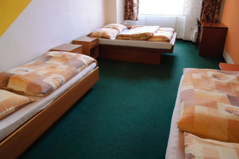 Hostelu AZ Praha 8