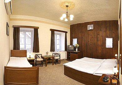 Hotelu Barbora Český Krumlov 1