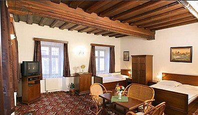 Hotel Barbora 2 Český Krumlov