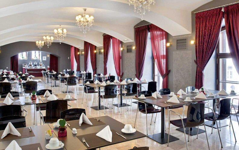 Hotelu Barcelo Palace Brno 10