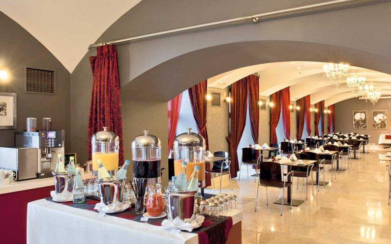 Hotelu Barcelo Palace Brno 11