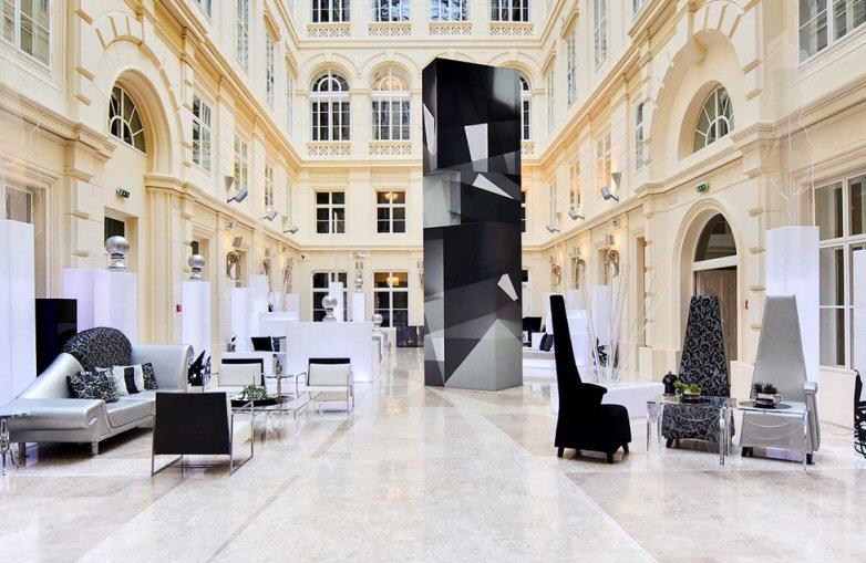 Hotelu Barcelo Palace Brno 4