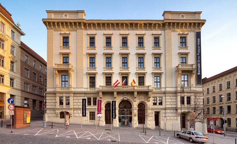 Hotelu Barcelo Palace Brno 7