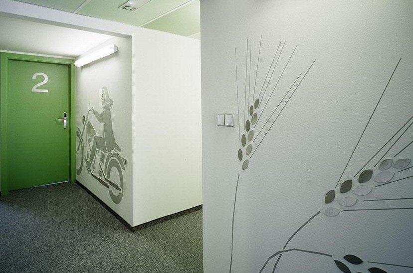 Hotelu Barley Praha 4