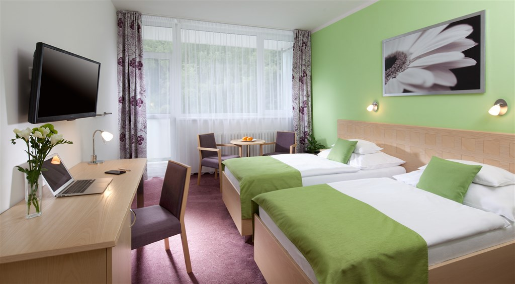 HotelBěhounek Jáchymov