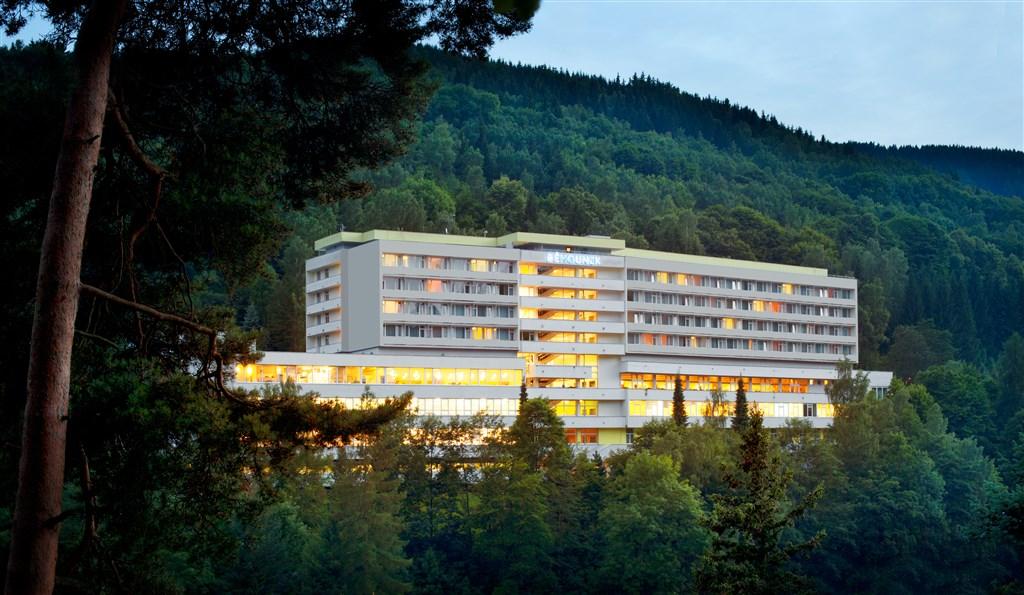 Hotelu Běhounek Jáchymov 12