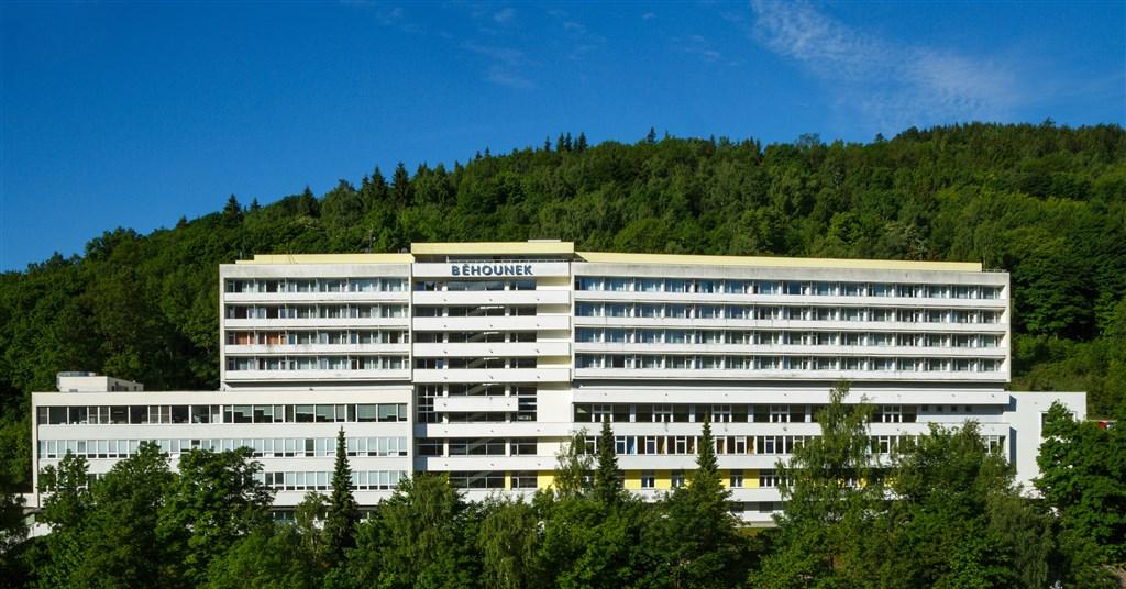 Hotelu Běhounek Jáchymov 2