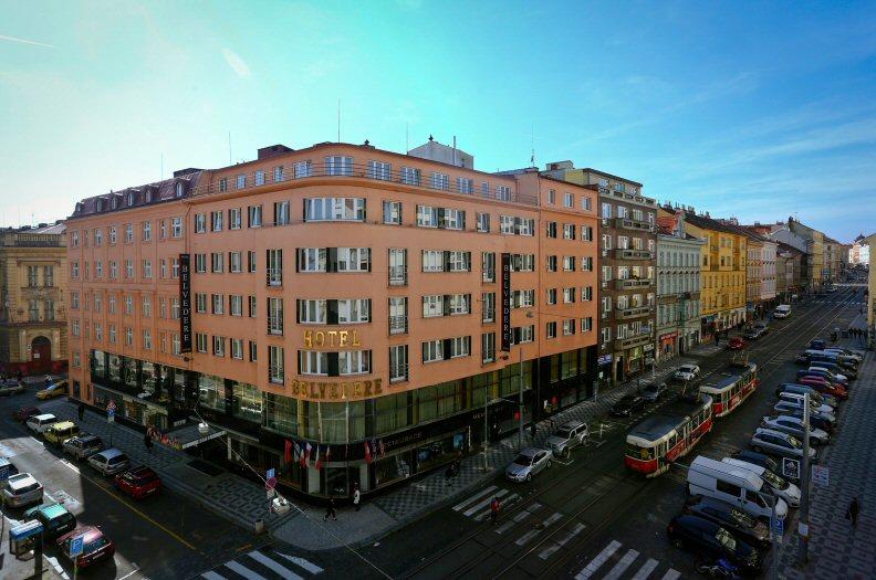 Hotel Belvedere fotografie 3