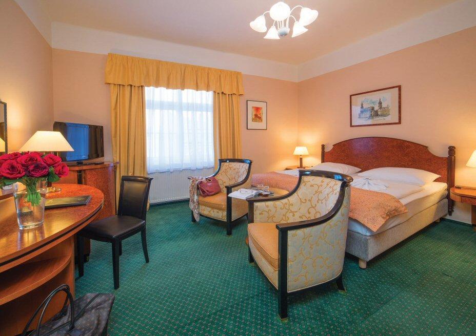 Hotelu Belvedere Františkovy Lázně 1