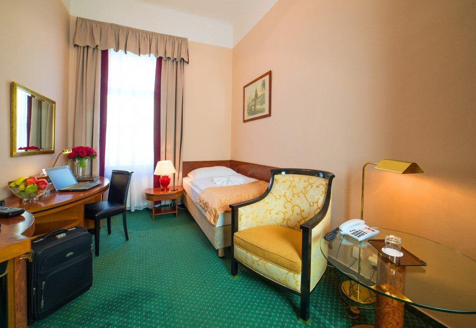 Hotelu Belvedere Františkovy Lázně 2