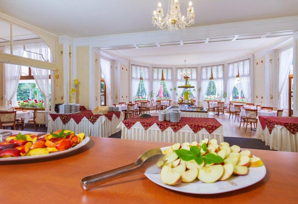 Hotelu Belvedere Františkovy Lázně 4