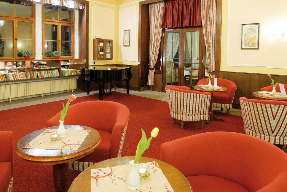Hotelu Belvedere Františkovy Lázně 5