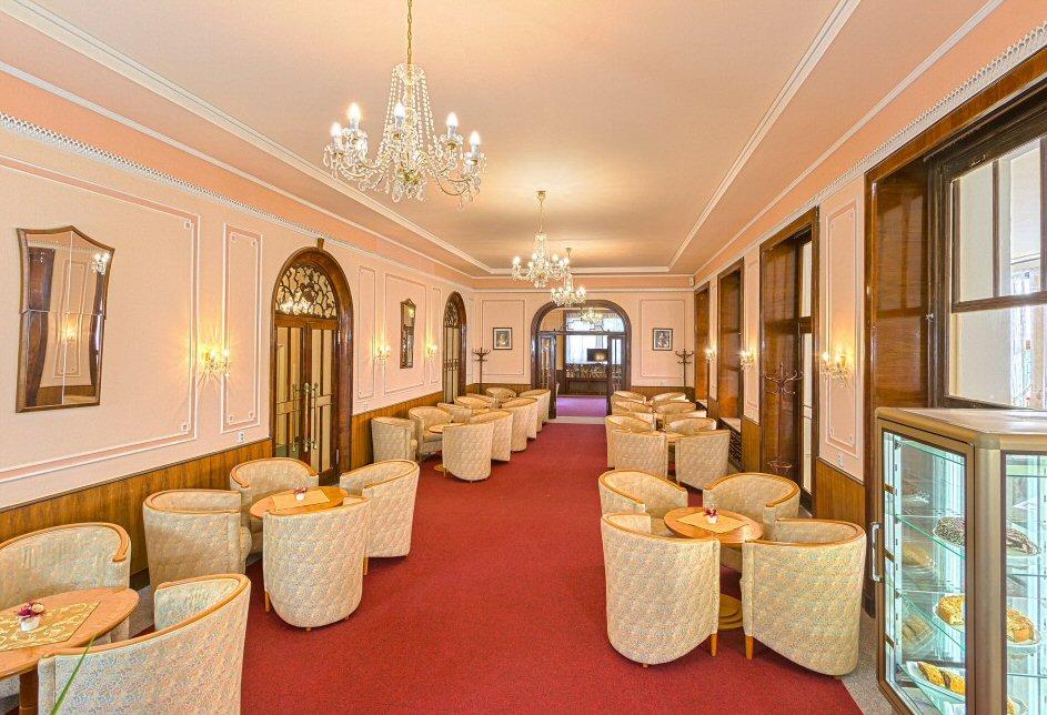 Hotelu Belvedere Františkovy Lázně 7