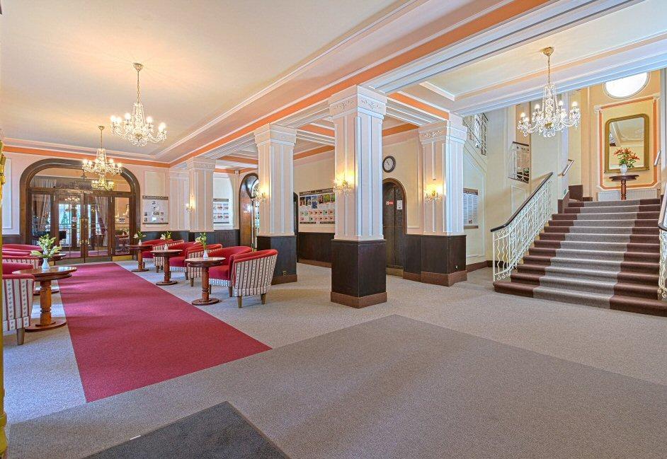 Hotelu Belvedere Františkovy Lázně 8