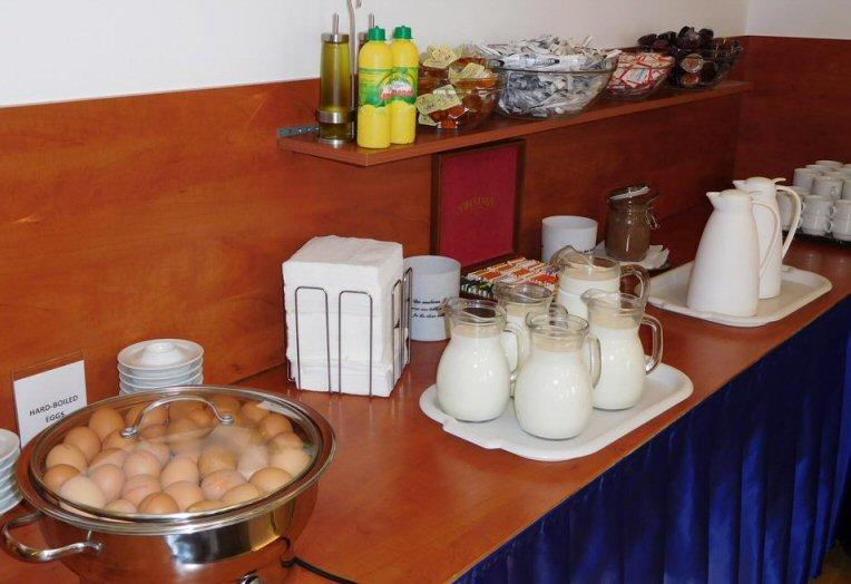 Hotelu Beránek Praha 10