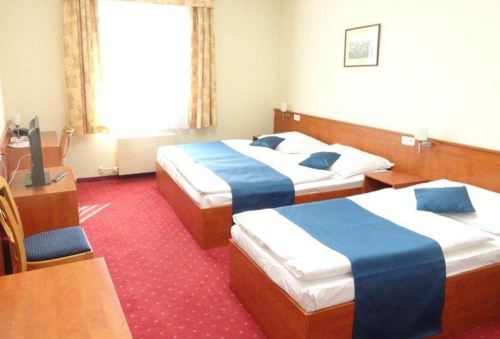 Hotelu Beránek Praha 3