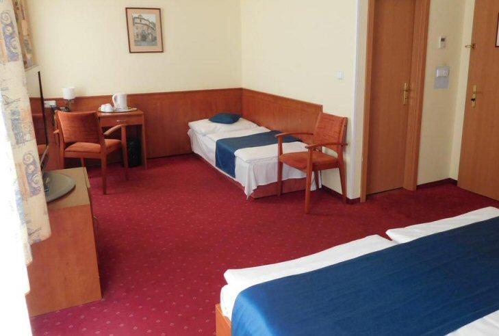 Hotelu Beránek Praha 5