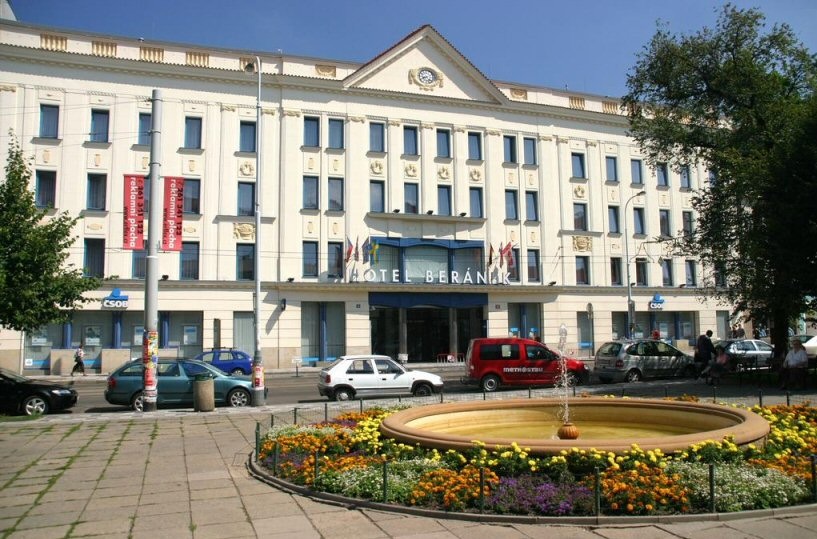 Hotelu Beránek Praha 6