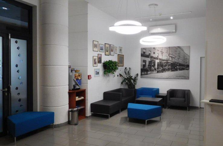 Hotelu Beránek Praha 8