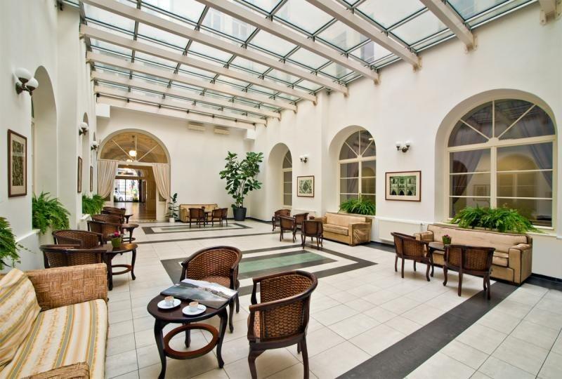 Hotelu Beseda Praha 7