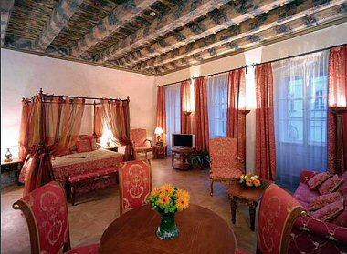 Hotelu Bijou Praha 2