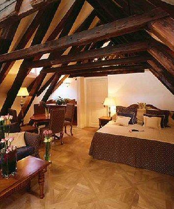 Hotelu Bijou Praha 5